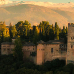 Patrimonio Mundial de España Alhambra