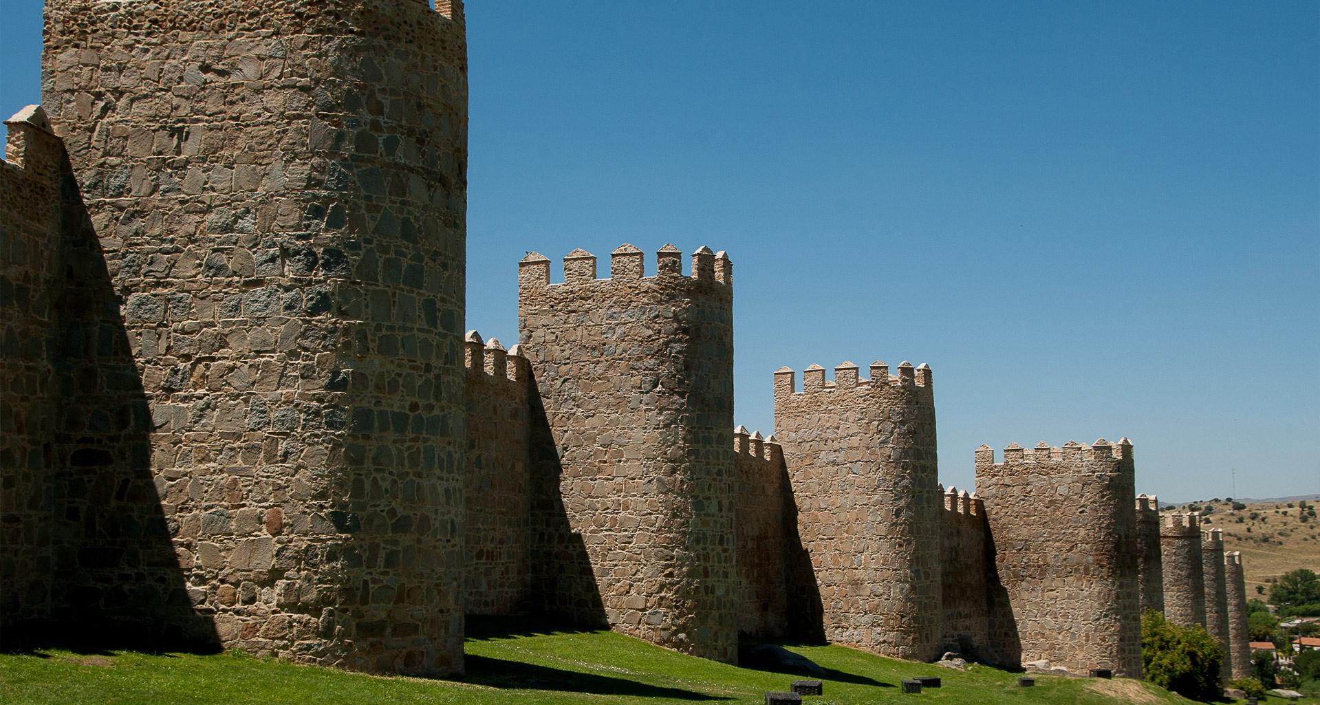 Ávila Patrimonio Muncial