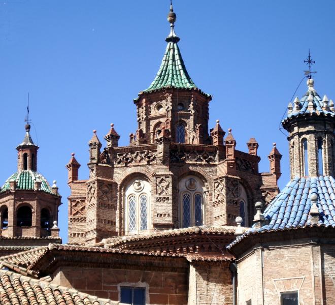 arquitectura mudejar de Aragon