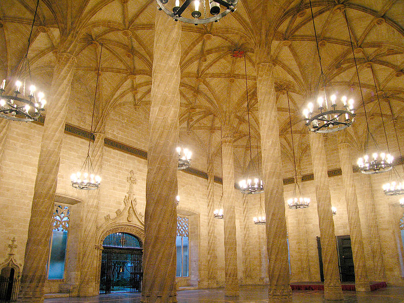 El ámbito del Patrimonio Mundial en la Comunidad Valenciana 1