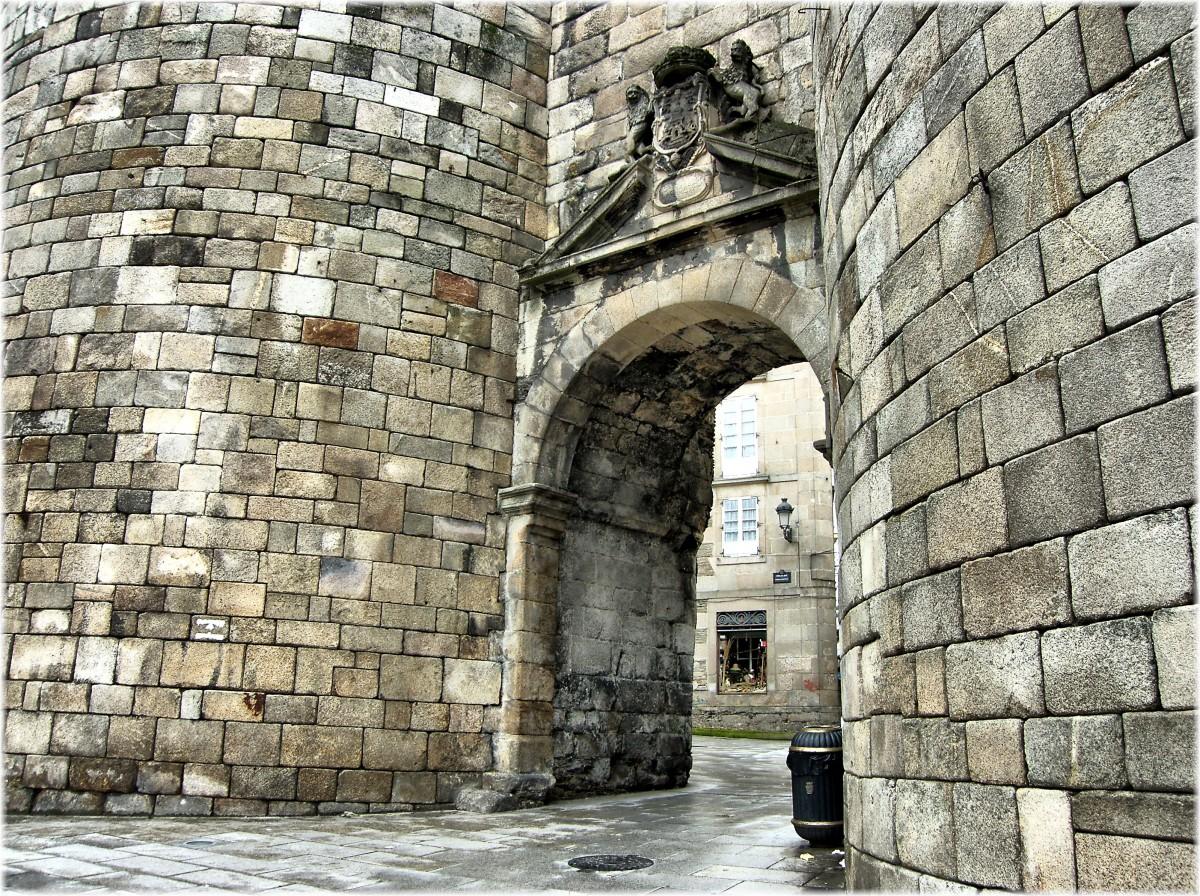 Los bienes de Patrimonio Mundial de la Comunidad Autónoma Gallega 6