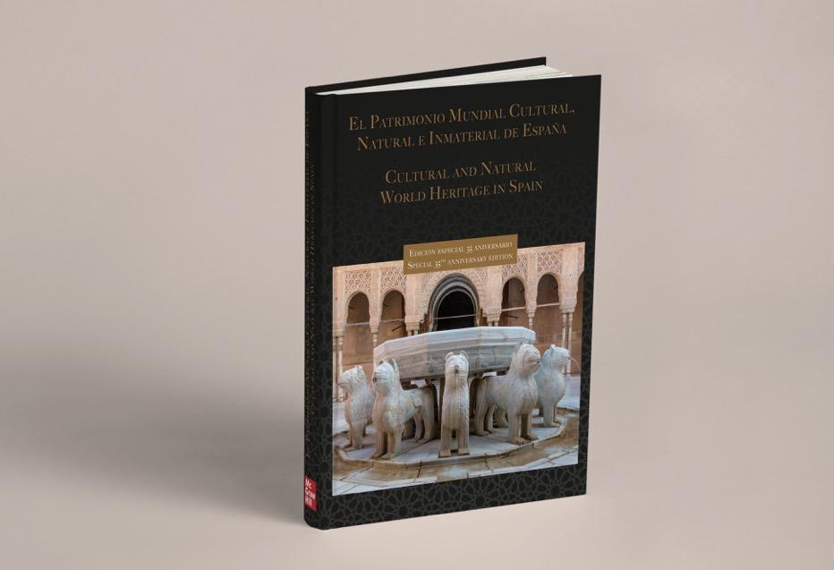 La Biblioteca Nacional de España acoge el acto de presentación del libro El Patrimonio mundial cultural, natural e inmaterial de España 1