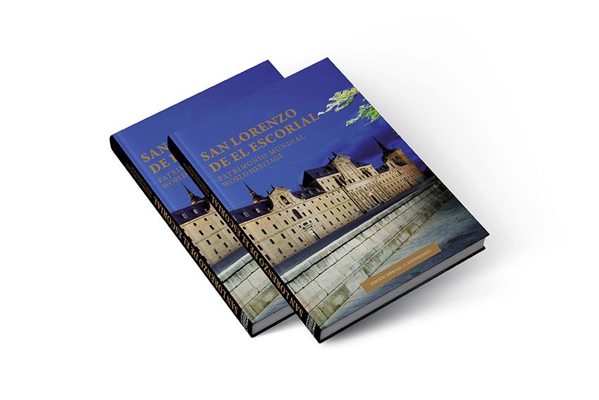 Edición Especial 35 aniversario del libro que redescubre el patrimonio histórico y natural de San Lorenzo de El Escorial 1