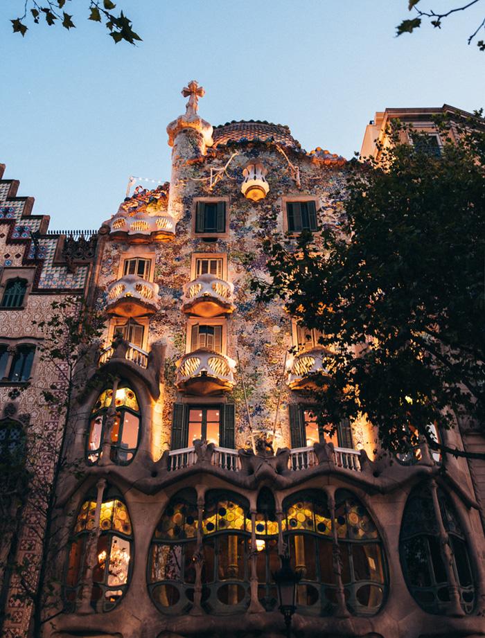 Gaudí y sus obras declaradas Patrimonio de la Humanidad 5