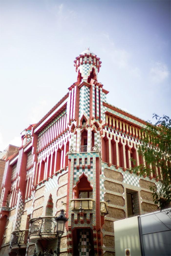 Gaudí y sus obras declaradas Patrimonio de la Humanidad 4