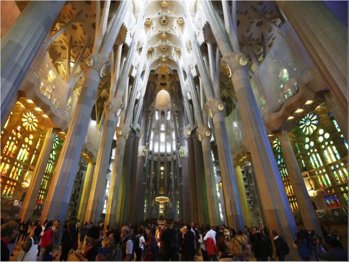 Gaudí y sus obras declaradas Patrimonio de la Humanidad 7