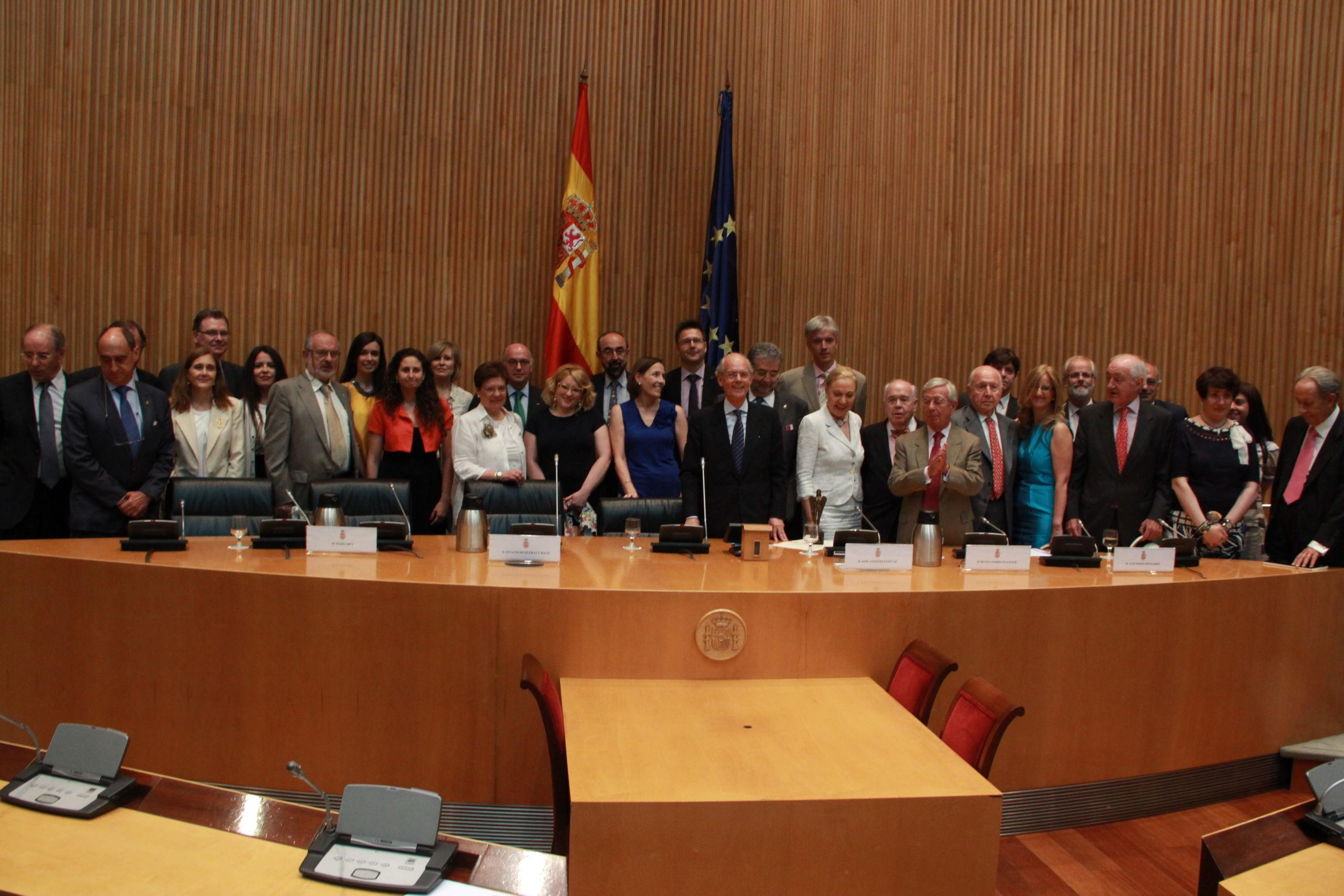 Homenaje universal al idioma español. V aniversario 2