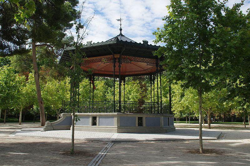 Consideraciones en torno a la propuesta del eje Prado-Retiro de Madrid como patrimonio mundial 14