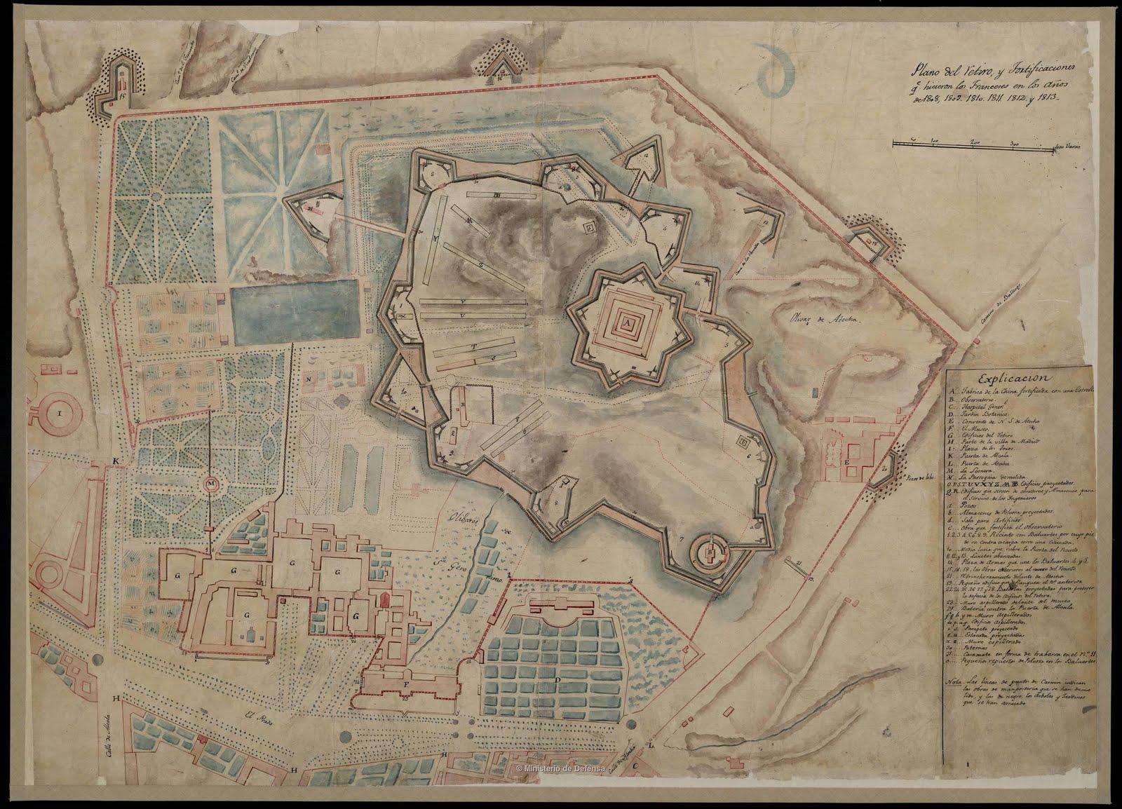 Consideraciones en torno a la propuesta del eje Prado-Retiro de Madrid como patrimonio mundial 8