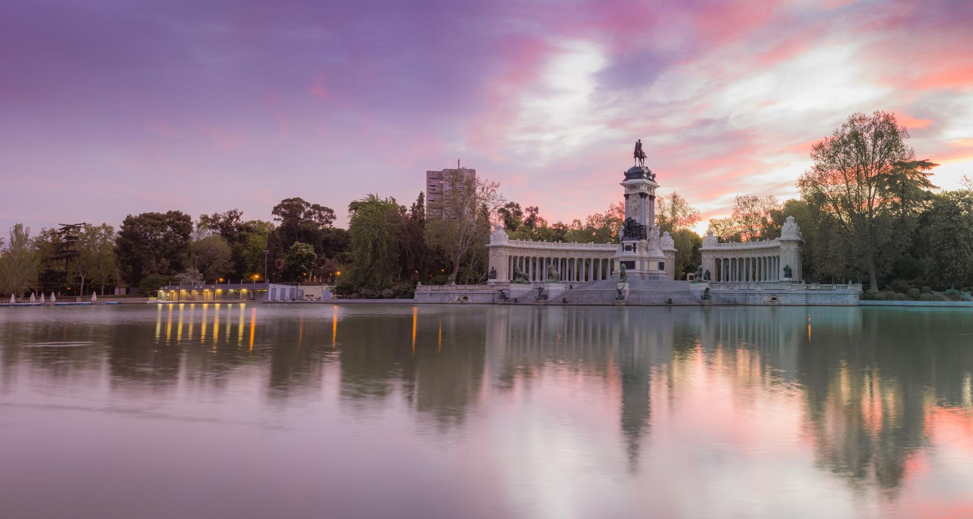 Consideraciones en torno a la propuesta del eje Prado-Retiro de Madrid como patrimonio mundial 12
