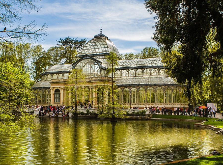 Consideraciones en torno a la propuesta del eje Prado-Retiro de Madrid como patrimonio mundial 10