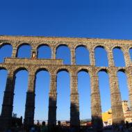 Segovia Ciudad antigua de Segovia y su acueducto romano_ Acueducto_foto 002 Junta de Castilla y Leon Patrimonio Mundial