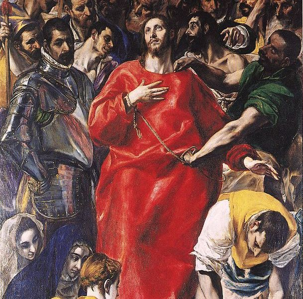 El_Expolio_del_Greco_Catedral_de_Toledo