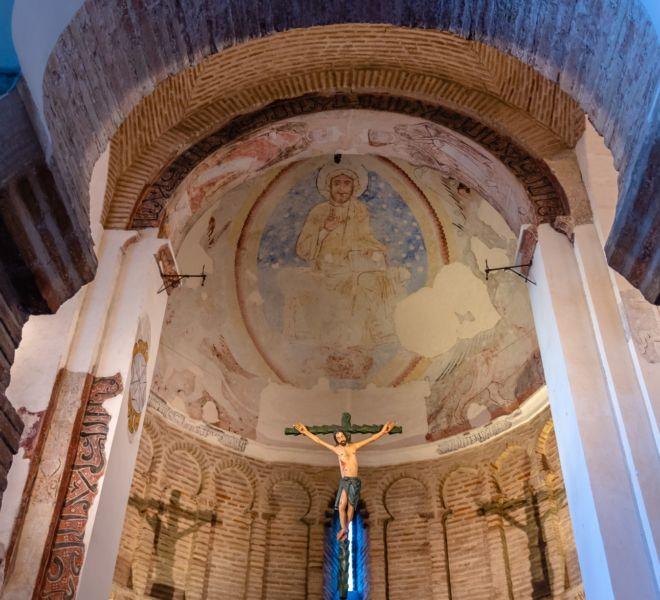 Interior Cristo de la Luz