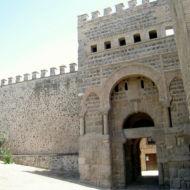 recinto amurallado de Alfonso VI o Bisagra vieja