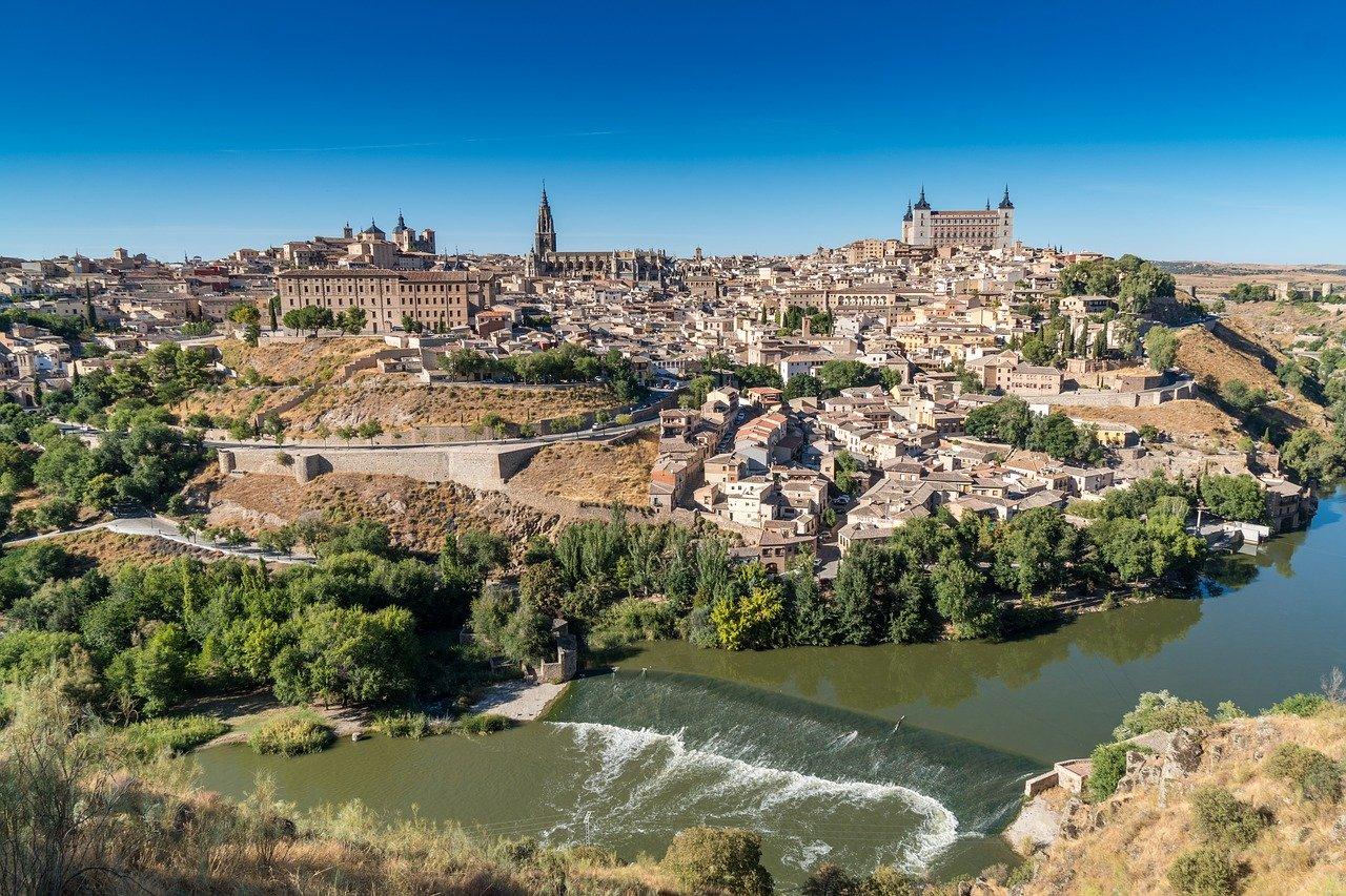 Toledo, Patrimonio Mundial, vista por Adiprope 1