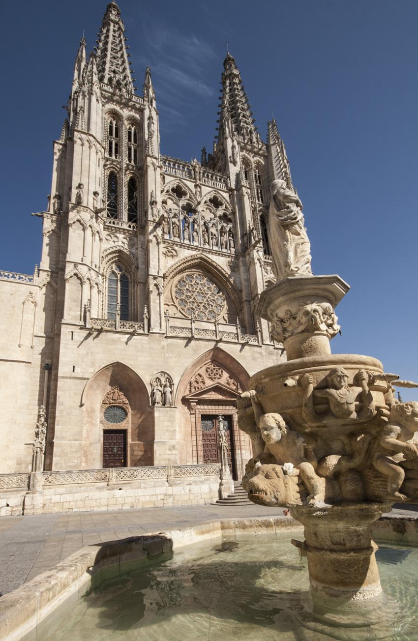 Catedral de Burgos, el esplendor del Gótico 3