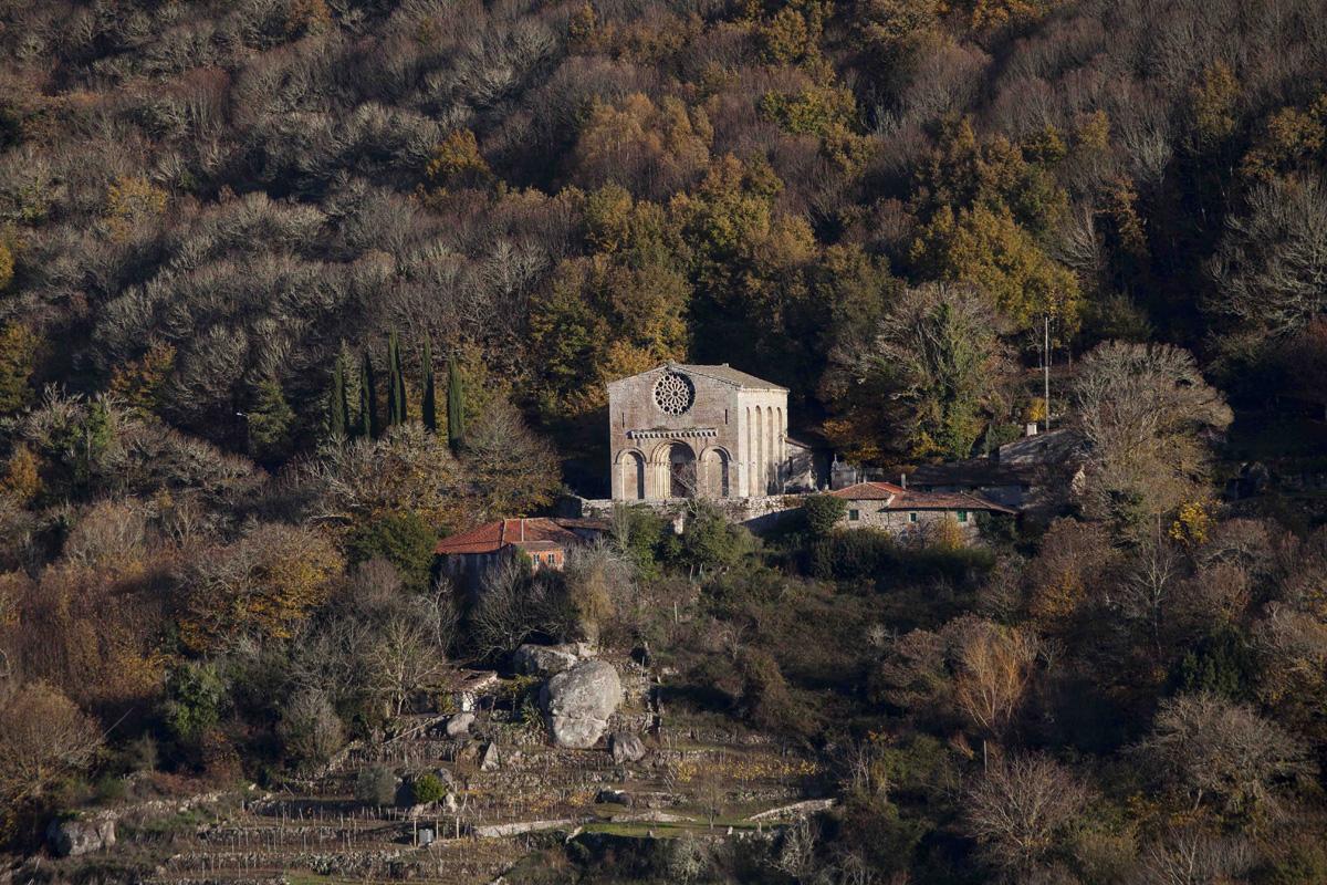Los bienes de Patrimonio Mundial de la Comunidad Autónoma Gallega 8
