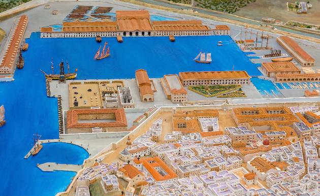 El Patrimonio científico industrial de la armada de la ilustración: de Poseidón a Palas Atenea 6