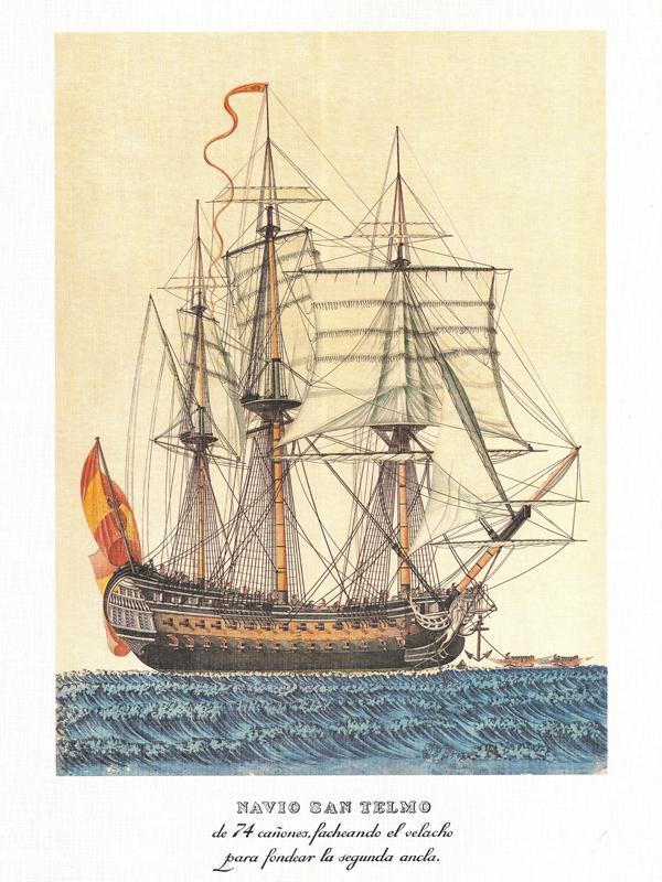 El Patrimonio científico industrial de la armada de la ilustración: de Poseidón a Palas Atenea 1