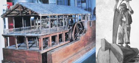 El Patrimonio científico industrial de la armada de la ilustración: de Poseidón a Palas Atenea 8