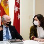 ADIPROPE, recibe el apoyo de Isabel Díaz Ayuso 5