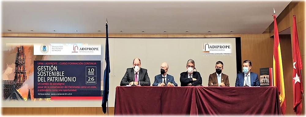 Asociación para la Difusión y Promoción del Patrimonio Mundial de España 4